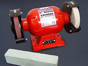 6″ Bench Grinder