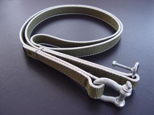 Backleg Winding Belt