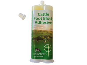 Cattle Foot Block Adhesive