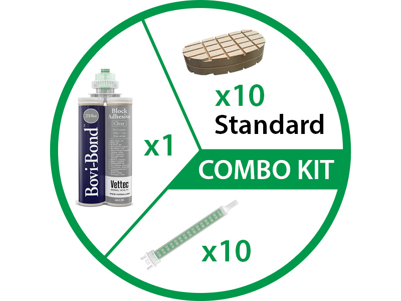 Bovi Bond Combo Kit small Standard
