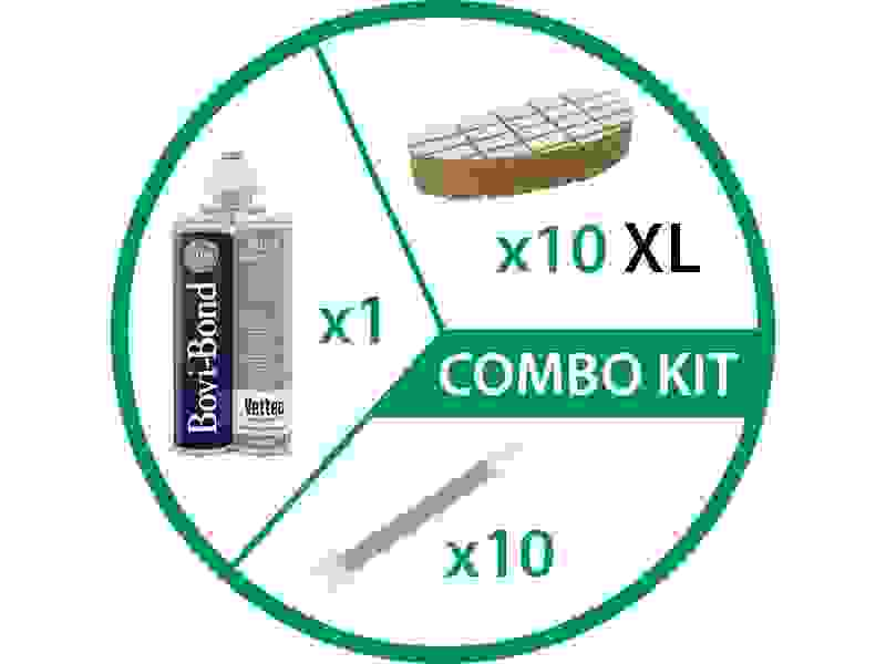 Bovi Bond Combo Kit small XL